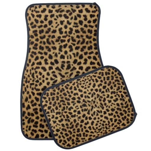 Leopard Floor Mat Zazzle