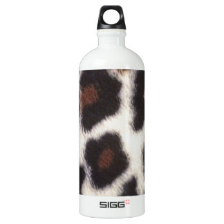 Leopard Fluff SIGG Traveler 1.0L Water Bottle