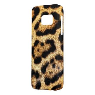 Leopard Fur Look Samsung Galaxy S7 Case
