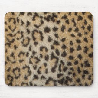 Leopard Fur Mouse Pad