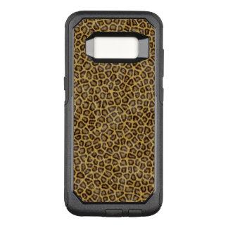 Leopard Fur OtterBox Commuter Samsung Galaxy S8 Case