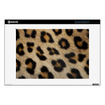 Leopard Fur Pattern Decal For Laptop