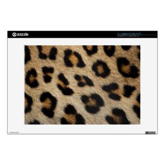 Leopard Fur Pattern Decal For Laptop