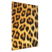Leopard Fur Print