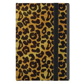 Leopard Fur Print Animal Pattern Case For iPad Mini