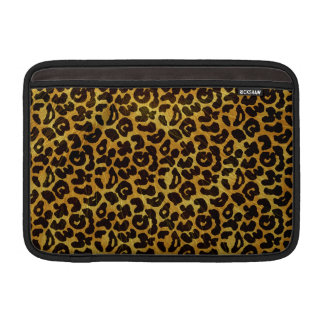 Leopard Fur Print Animal Pattern MacBook Air Sleeves