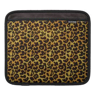Leopard Fur Print Animal Pattern iPad Sleeves