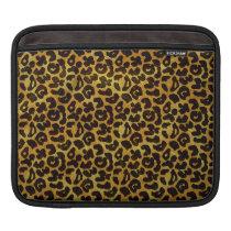Leopard Fur Print Animal Pattern Sleeve For iPads