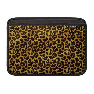 Leopard Fur Print Animal Pattern Sleeve For MacBook Air