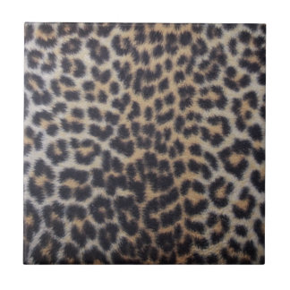 Leopard Fur Tile