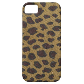 Leopard Fur Wildlife iPhone 5 Print iPhone SE/5/5s Case