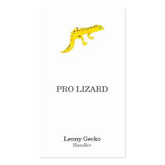 Leopard Gecko Business Card Template