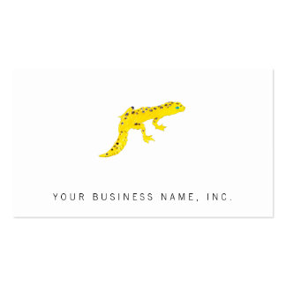 Leopard Gecko Business Card Templates