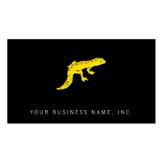 Leopard Gecko Double-Sided Standard Business Cards (Pack Of 100)