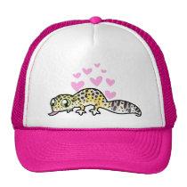 Leopard Gecko Love Trucker Hat