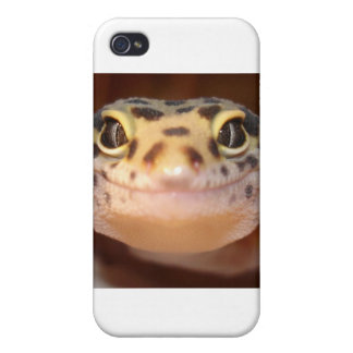 Leopard Gecko Phone Case Case For iPhone 4