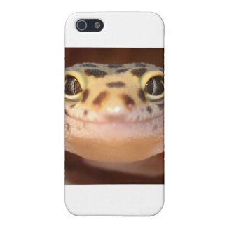 Leopard Gecko Phone Case Cases For iPhone 5