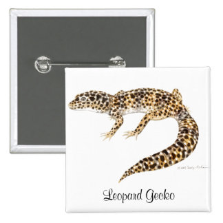 Leopard Gecko Pin