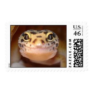 Leopard Gecko Postage