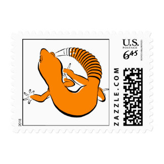 Leopard Geckos Anonymous Stamps - Customized
