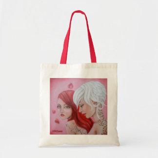 Leopard Girls tote bag
