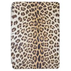 Leopard Hair Ipad Air Cover at Zazzle