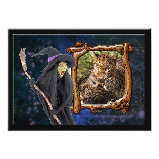 leopard-halloween-2010-0020-b invitaciones personalizada