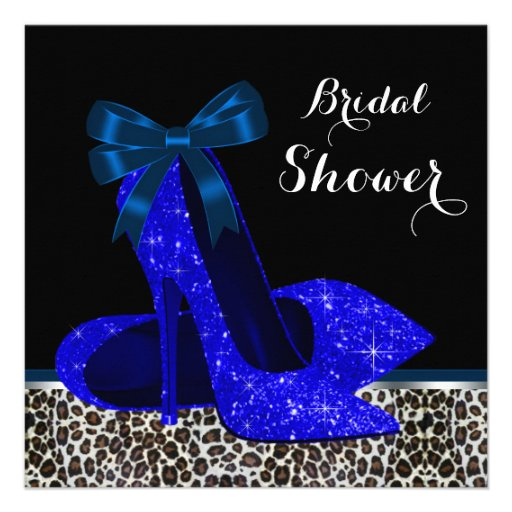 Personalized High heels Invitations CustomInvitations4Ucom