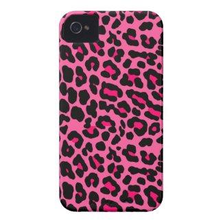 Leopard hot pink casemate_case