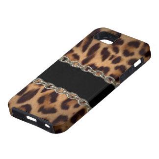 Leopard illusion iPhone 5 casemate Valxart.com iPhone 5 Cases