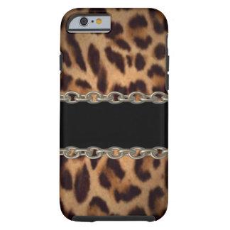 Leopard illusion iPhone 6 case Valxart.com
