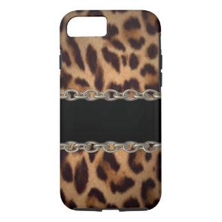 Leopard illusion iPhone 7 case Valxart.com