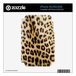 Leopard iPhone 2G/3G/3GS Skin iPhone 3 Skin