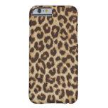 Leopard iPhone 6 case iPhone 6 Case