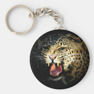 Leopard Key Chains