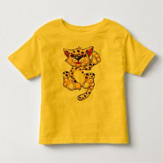 Leopard Kitten Tee Shirts