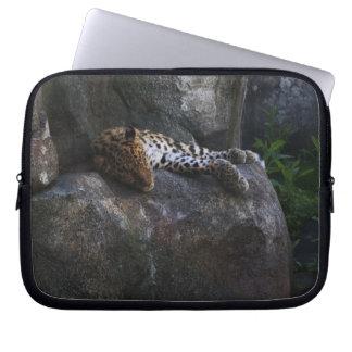 Leopard Laptop Computer Sleeve