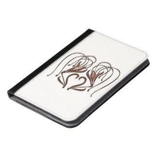 Leopard Lily iPad Mini Case