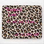 *Leopard Look* Mousepad