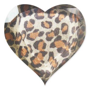Hawaiian Themed Leopard LOVELY Sticker by Richy Calderon