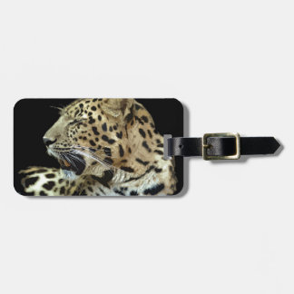 Leopard Tag For Luggage