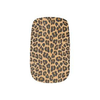 Leopard Minx Nail Art