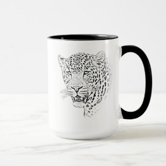 Leopard Mug - Africa Series