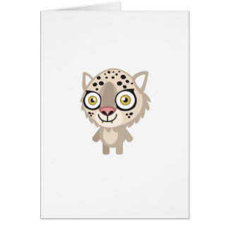 Leopard - My Conservation Park Card