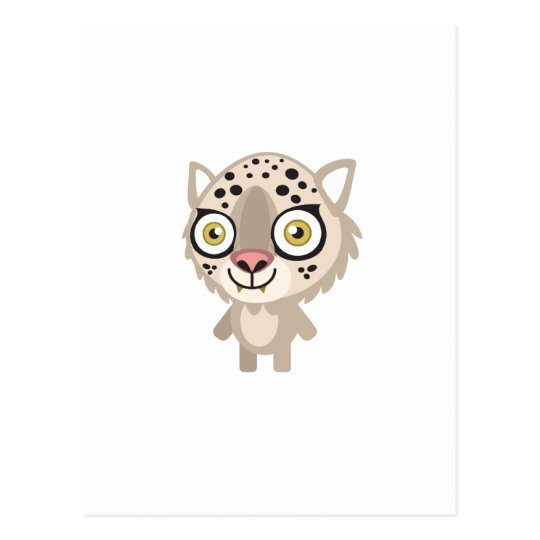 Leopard - My Conservation Park Postcard