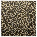 Leopard Napkins