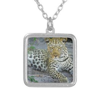 Leopard Pendants