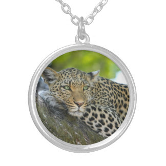 Leopard Personalized Necklace