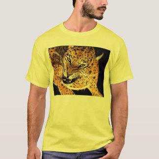 leopard of gold T-Shirt