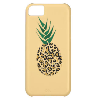 Leopard or Pineapple? Funny illusion picture Cover For iPhone 5C